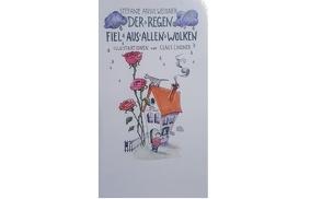 Der Regen fiel aus allen Wolken von Ansul - Weissner,  Stefanie, Lindner,  Claus, Sandmann,  Evelyn, Sandmann,  Hans - Georg E., Wesemann,  Esther