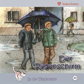 Der Regenschirm von Fast,  Naemi, Schulz,  Irina