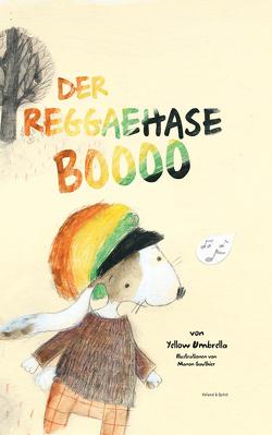 Der Reggaehase Boooo von Strohschneider,  Jens, Umbrella,  Yellow