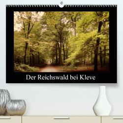 Der Reichswald bei Kleve (Premium, hochwertiger DIN A2 Wandkalender 2020, Kunstdruck in Hochglanz) von Nitzold-Briele,  Gudrun