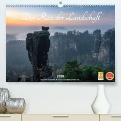 Der Reiz der Landschaft (Premium, hochwertiger DIN A2 Wandkalender 2020, Kunstdruck in Hochglanz) von Schwan,  Michael