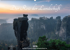 Der Reiz der Landschaft (Wandkalender 2019 DIN A2 quer) von Schwan,  Michael