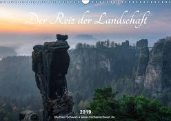 Der Reiz der Landschaft (Wandkalender 2019 DIN A3 quer) von Schwan,  Michael