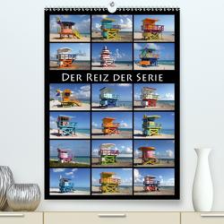 Der Reiz der Serie (Premium, hochwertiger DIN A2 Wandkalender 2021, Kunstdruck in Hochglanz) von Grosskopf,  Rainer