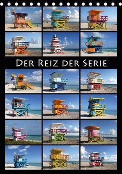Der Reiz der Serie (Tischkalender 2018 DIN A5 hoch) von Grosskopf,  Rainer