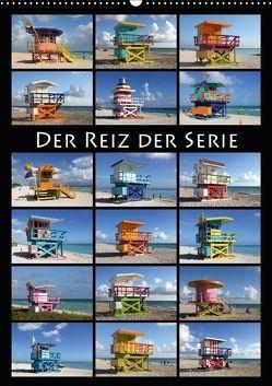 Der Reiz der Serie (Wandkalender 2018 DIN A2 hoch) von Grosskopf,  Rainer