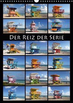 Der Reiz der Serie (Wandkalender 2018 DIN A3 hoch) von Grosskopf,  Rainer