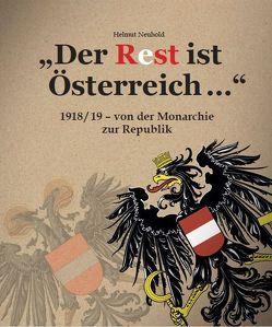 """""""Der Rest ist Österreich"""" von Hlatky,  Michael, Neuhold,  Dr. Helmut"""