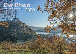 Der Rhein von Mainz bis Köln 2020 Bildkalender A3 cm Spiralbindung von Klaes,  Holger