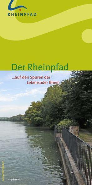 Der Rheinpfad von Küry,  Daniel, Mertens,  Marion