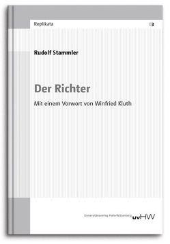 Der Richter von Kluth,  Winfried, Stammler,  Rudolf