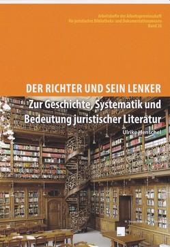 Der Richter und sein Lenker von Henschel,  Ulrike