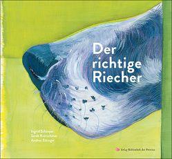 Der richtige Riecher von Ettinger,  Andrea, Kretschmer,  Sarah, Schreyer,  Ingrid