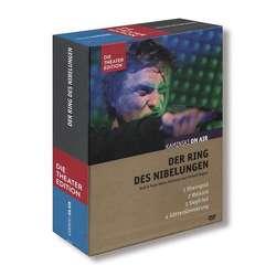 Der Ring des Nibelungen von Hilken,  Sebastian, Kaminski,  Stefan, Natascha,  Zickerig, Ploetz,  Hella v., Stefan,  Brandenburg, Wagner,  Richard
