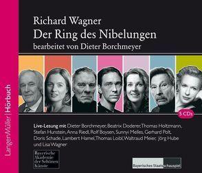 Der Ring des Nibelungen (CD) von Bearbeitet von Borchmeyer,  Dieter