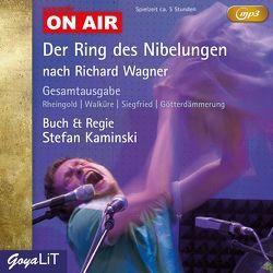Der Ring des Nibelungen (MP3) von Kaminski,  Stefan