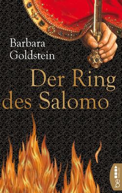 Der Ring des Salomo von Goldstein,  Barbara
