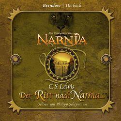 Der Ritt nach Narnia von Lewis,  Clive S, Schepmann,  Philipp