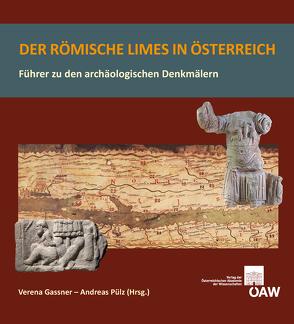 Der römische Limes in Österreich von Gassner,  Verena, Pülz,  Andreas