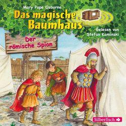 Der römische Spion (Das magische Baumhaus 56) von Kaminski,  Stefan, Pope Osborne,  Mary