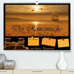 Der Romantische aus Mausopardia (Premium, hochwertiger DIN A2 Wandkalender 2021, Kunstdruck in Hochglanz) von Jüngling alias Mausopardia,  Monika