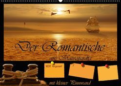 Der Romantische aus Mausopardia (Wandkalender 2019 DIN A2 quer) von Jüngling alias Mausopardia,  Monika