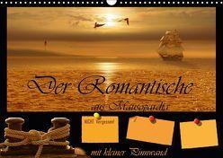 Der Romantische aus Mausopardia (Wandkalender 2019 DIN A3 quer) von Jüngling alias Mausopardia,  Monika