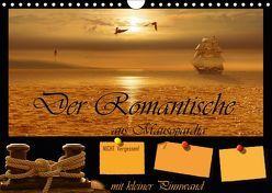 Der Romantische aus Mausopardia (Wandkalender 2019 DIN A4 quer) von Jüngling alias Mausopardia,  Monika