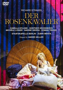 Der Rosenkavalier von Heller,  André, Mehta,  Zubin, Strauss,  Richard