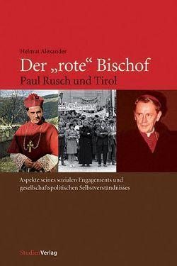 """Der """"rote"""" Bischof von Alexander,  Helmut"""