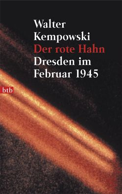 Der rote Hahn von Kempowski,  Walter