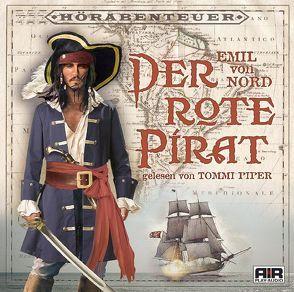 Der rote Pirat von Nord,  Emil von
