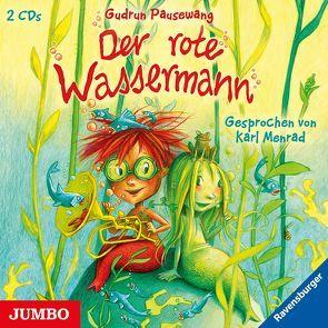 Der rote Wassermann von Menrad,  Karl, Pausewang,  Gudrun