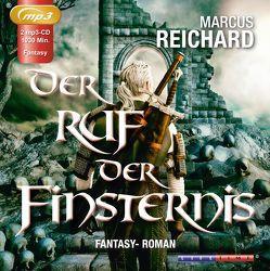 Der Ruf der Finsternis von Hölscher,  Bernd, Reichard,  Marcus