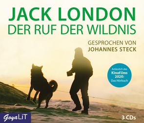 Der Ruf der Wildnis von London,  Jack, Steck,  Johannes