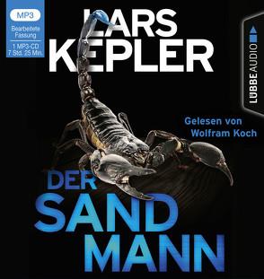 Der Sandmann von Kepler,  Lars, Koch,  Wolfram