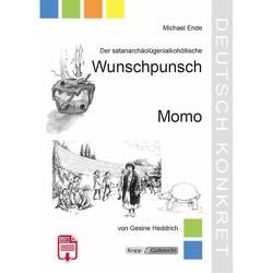 Der satanarchäolügenialkohollische Wunschpunsch und Momo von Heddrich,  Gesinde