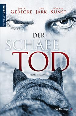 Der Schafe Tod von Gerecke,  Jutta, Jark,  Uwe, Kunst,  Werner