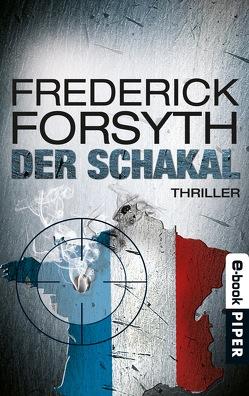 Der Schakal von Forsyth,  Frederick, Knoth,  Tom