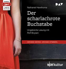 Der scharlachrote Buchstabe von Boysen,  Rolf, Hawthorne,  Nathaniel, Mummendey,  Richard