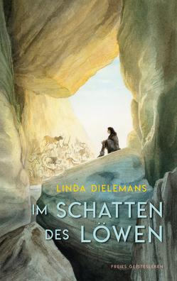Der Schatten des Löwen von Dielemans,  Linda, Erdorf,  Rolf
