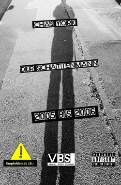 Der Schattenmann / Chas York – Der Schattenmann von York,  Chas