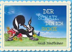 Der Schatz, den ich suchte von Binsteiner,  Heidi