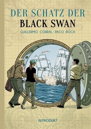 Der Schatz der Black Swan von Höchemer,  André, Roca,  Paco