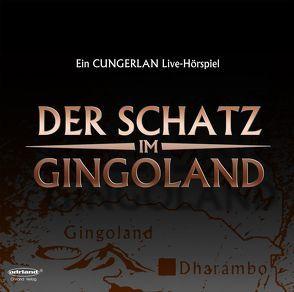 Der Schatz im Gingoland von Marcs,  Jerry, Rost,  Frank-Michael