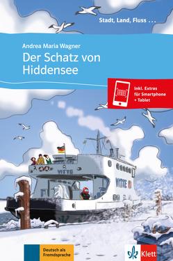 Der Schatz von Hiddensee von Wagner,  Andrea Maria
