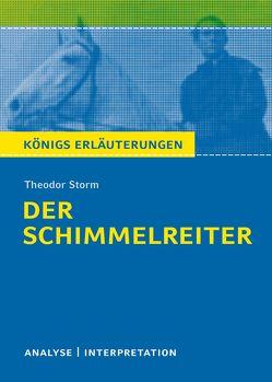 Der Schimmelreiter von Theodor Storm. von Lowsky,  Martin, Storm,  Theodor