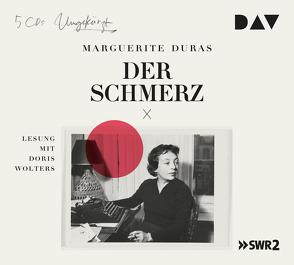 Der Schmerz von Duras,  Marguerite, Eugen Helmlé, Wolters,  Doris