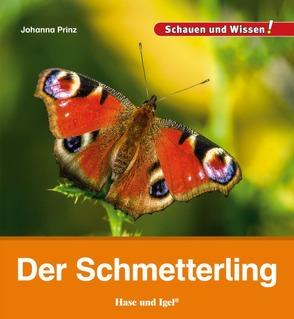 Der Schmetterling von Prinz,  Johanna
