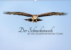 Der Schneckenweih (Wandkalender 2021 DIN A2 quer) von Rosenthal,  Peter